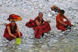 Monks, Yading