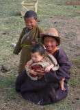 Children, Litang