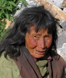 Old lady, Daocheng