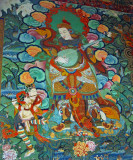 Painting, Tashilunpo