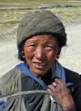 Woman, Tingri