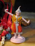 Spirit house figurine