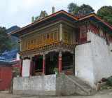 Dodung gompa