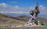 View of Himalayas