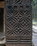 Temple post