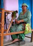 Woman, Naggar