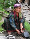 Woman, Rumsu