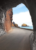 Northern coast of Madeira, Portugal