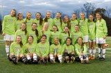 Girls Soccer Senior Night Win