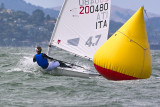 NEW ... Junior 4.7 Laser Worlds -  7/29/11