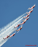Canadian Air Force Snowbirds 05-19-11