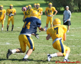 Queen's Football Camp Day Two 08-23-11
