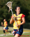 Queen's vs McMaster W-Lacrosse 09-25-11