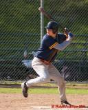 Queen's vs Laurier Baseball 10-08-11