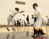 Queen's Fencing Invitational 10-15-11