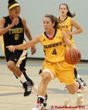 Queen's vs Dalhousie W-Basketball 10-21-11