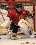 Queen's vs Western W-Hockey 10-21-11