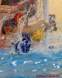 Queen's vs Ottawa W-Water Polo 10-22-11