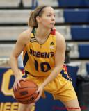 Queen;s vs Guelph W-Basketball 11-12-11