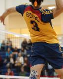 Queen's vs Toronto M-Volleyball 11-18-11