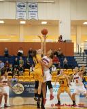 Queen's vs Brock W-Basketball 11-26-11