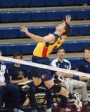Queen's vs Ryerson M-Volleyball 12-02-11