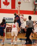 St Lawrence vs Loyalist W-Basketball 01-06-12