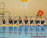 Queen's Synchronized Swimming 01-09-12