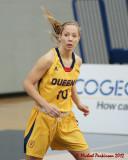 Queen's vs Toronto W-Basketball 01-07-12