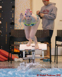 Queen's Swimming Invitational 01-14-12