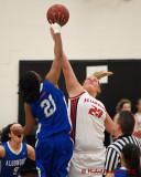 St Lawrence vs Algonquin W-Basketball 020112