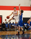 St Lawrence vs Algonquin M-Basketball 020112