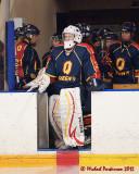 Queen's vs Waterloo W-Hockey 02-07-12