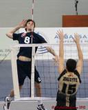 CIS Quarter Final M-Volleyball Trinity Western vs Dalhousie 03-02-12