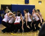 Queens Dance Team 01-25-08