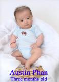 2011 - Austin Phan - Three Months Old