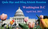 2011 - Quốc Học and Ðồng Khánh Reunion in Washington D.C