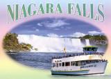 2011 - Niagara Falls, New York - The American Falls
