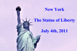 2011 - New York City - The Statue of Liberty