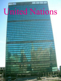 2011 - United Nations and Twin Towers Memorial in New York
