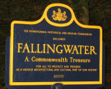 2011 - FallingWater and Autumn Leaves in Pennsylvania