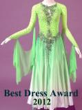 2012 - New Year - Best Dress Award