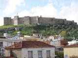 Fort overlooking Selçuk