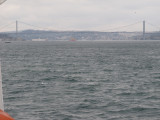 Up the Bosphorus to the Sea (Black Sea, that is)
