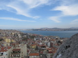 From the Galata Tower
