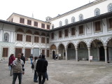 Courtyard of the Queen Mother