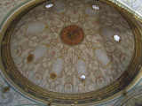 Dome in Reception Hall