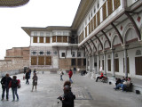 Courtyard of the Favorites