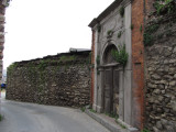 Kastoria Synagogue Wall and Gate
