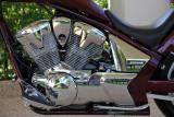 Honda Fury Chrome
